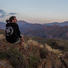 Jan Dohnal na expedici vÍránu vroce 2015, foto: Facebook Jana Dohnala