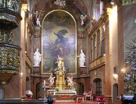 Kostel sv. Markéty, foto: Nostrifikator / Creative Commons 2.5 Generic, 2.0 Generic a1.0 Generic