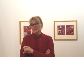 Renáta Fučíková, foto: Klára Stejskalová