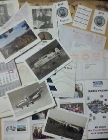 Recuerdos de Radio praga, foto: archivo de O.C.Herrera