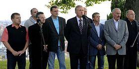 Členové vedení ODS, foto: ČTK