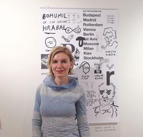 Monika Koblerová (Foto: Martina Schneibergová)