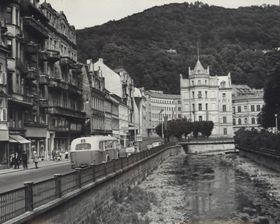 Karlovy Vary, foto: archiv Muzea Karlovy Vary
