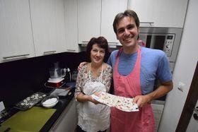 Ivana Vonderková y Carlos Ferrer, foto: Ondřej Tomšů