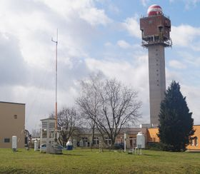 Чешский гидрометеорологический институт, фото: Милош Турек