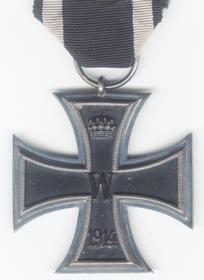 Německý válečný kříž zroku 1914, foto: Stefan Kühn, CC BY-SA 3.0