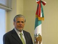 Embajador de México en la República Checa, José Luis Bernal
