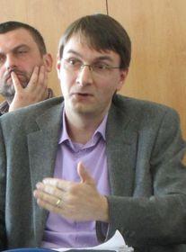 Michal Fránek, foto: Ústav pro českou literaturu AV ČR