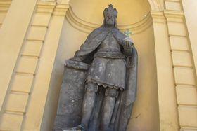 Carlos IV, foto: Kristýna Maková, Archivo de ČRo - Radio Praga