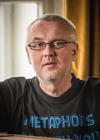 Petr A. Bílek, foto: Ksoukup, Wikimedia Commons, CC BY-SA 3.0