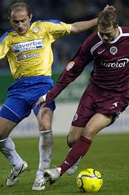Sparta de Praga - FK Teplice (Foto: CTK)