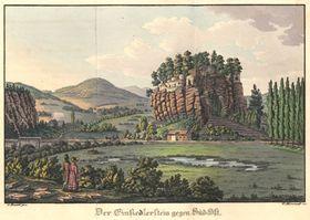 Sloup v Čechách, fuente: Wikimedia Commons, Public Domain