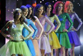 El concurso de Miss República Checa, foto: ČTK