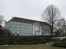 Schloss Dačice (Foto: Martina Schneibergová)