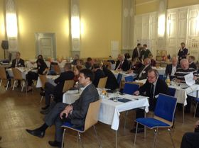 Deutsch-tschechisches Diskussionsforum - Česko-německé diskusní fórum (Foto: Gerald Schubert)
