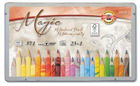 Цветные карандаши Koh-i-noor, Фото: официальный сайт компании Koh-i-noor