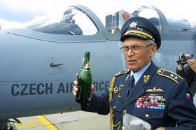 General Alois Siska, foto: CTK