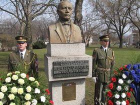 Busto de Benito Juárez