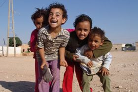 Kinder in Syrien (Illustrationsfoto: Charles Roffey, Flickr, CC BY-NC-SA 2.0)