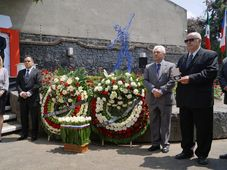 Annual commemoration, photo: Archive of Edna Gómez Ruiz