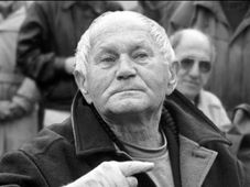 Bohumil Hrabal (Foto: ČT24)