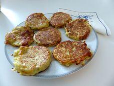 Kartoffelpuffer (Foto: Klára Stejskalová)