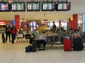 Flughafen Prag-Ruzyně