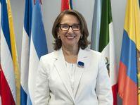 Rebeca Grynspan, foto: Fernando Sánchez - Secretaría General Iberoamericana SEGIB, CC BY-SA 4.0