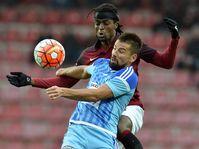 El Sparta de Praga derrotó por 2-0 al Mladá Boleslav, foto: ČTK
