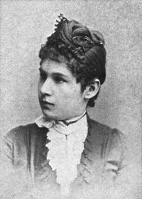 Anežka Schulzová, foto: Wikimedia Commons, Public Domain