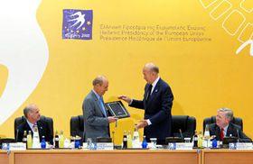 EU summit in Greece, photo: CTK