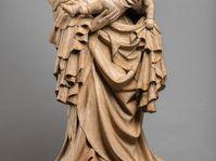 Hallstätter Madonna (Foto: Archiv der Nationalgalerie in Prag)