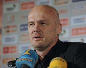 Coach of the Czech national football team Michal Bílek, photo: CTK