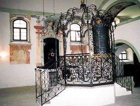 Šachova synagoga - Holešov, foto: CzechTourism