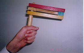 'Řehtačka', foto: wikimedia / public domain