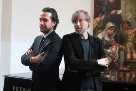 Егор Корешков и Петр Вацлав, фото: Мартина Шнайбергова
