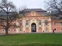Palacio barroco de Dobříš, foto: Miloš Turek