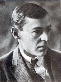 Писатель Валерьян Пидмогильный, фото: открытый источник