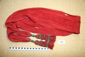 Sak (Foto: Archiv des Comenius-Museums)