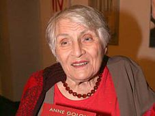 Anne Golon, photo: CTK