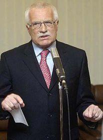 Presidente, Václav Klaus (Foto: CTK)