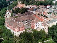 El castillo de Opocno
