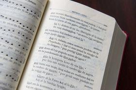 Библия на эсперанто, Фото: ЧТК