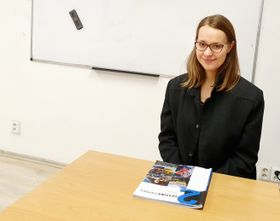Преподаватель Интеграционного центра Карина Капоунова, фото: Ирина Ручкина