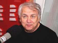 Pavel Toufar, foto: Šárka Ševčíková, archiv ČRo