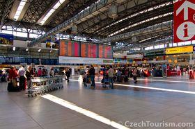Aeropuerto de Praga, foto: CzechTourism