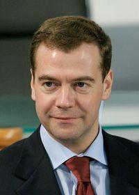 Dmitri Medvédev, foto: kremlin.ru
