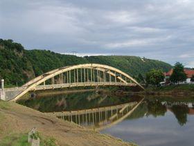 Река Влтава (Фото: Милош Турек, Чешское радио - Радио Прага)