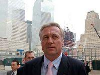 Premiér Mirek Topolánek v New Yorku, foto: ČTK