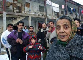 Roma people, photo: CTK